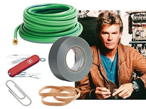 Are You A Macgyver Small Business Coaching